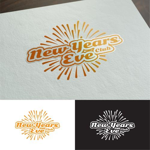 New Years Eve Club Logo