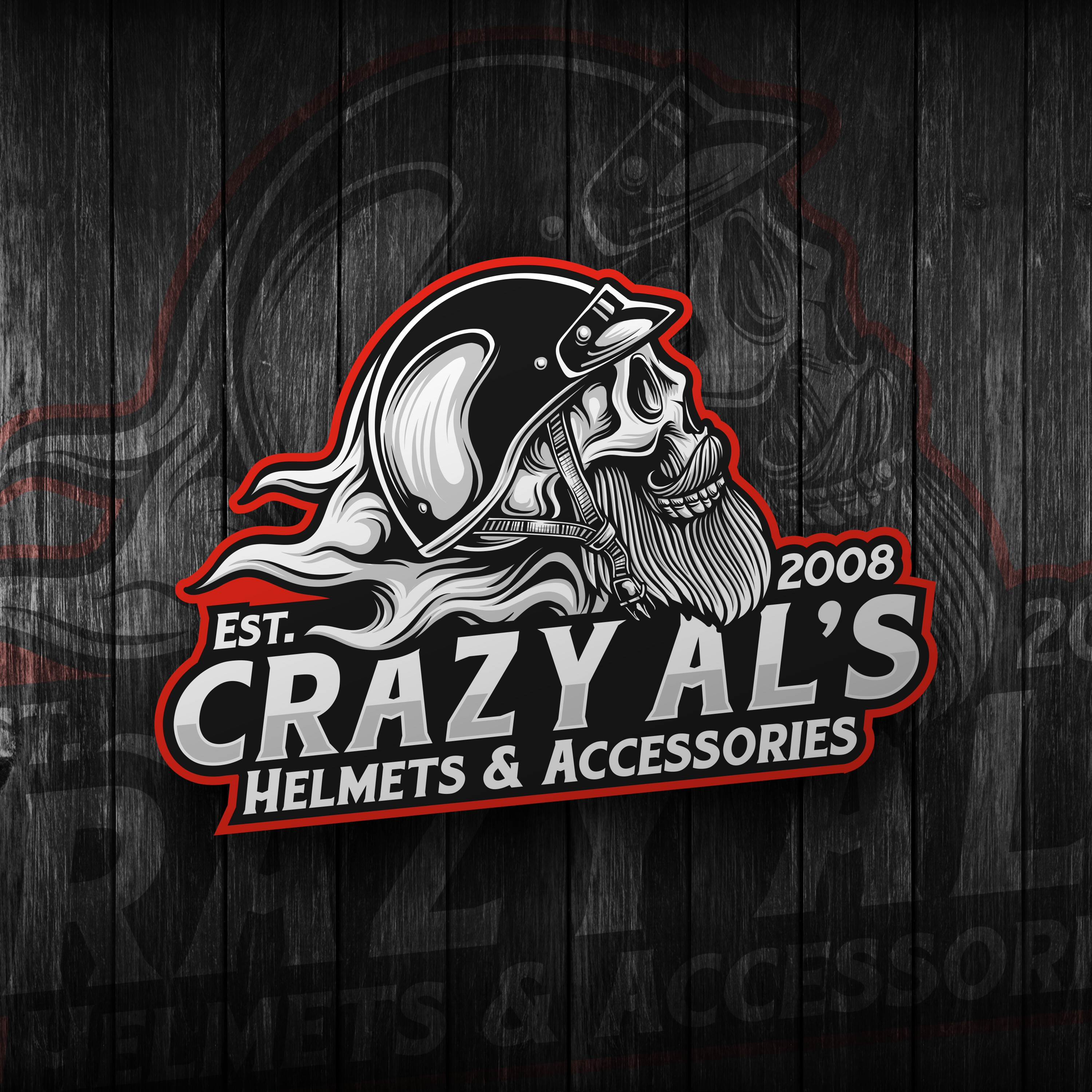 Restore the iconic Crazy Al's motorcycle brand!