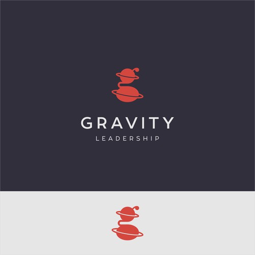 Logo for consulting company - Gravity leadership