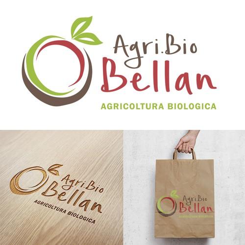 logo per agricoltura BIO