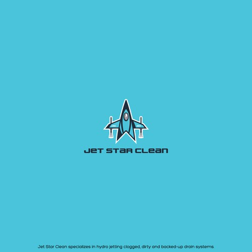 Logo for Jet Star Clean