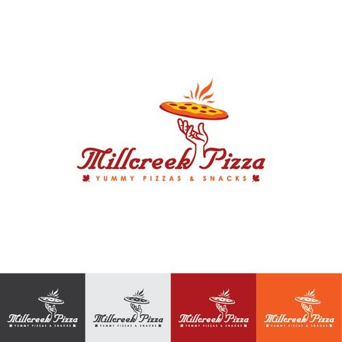 Create a contemporary,elegant vibrant color logo for a future franchise business