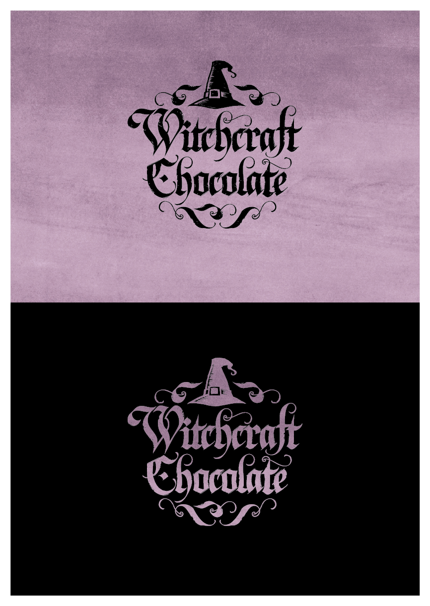 Create a Captivating, Attractive logo for Witchcraft Chocolate