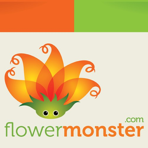 logo for FlowerMonster.com