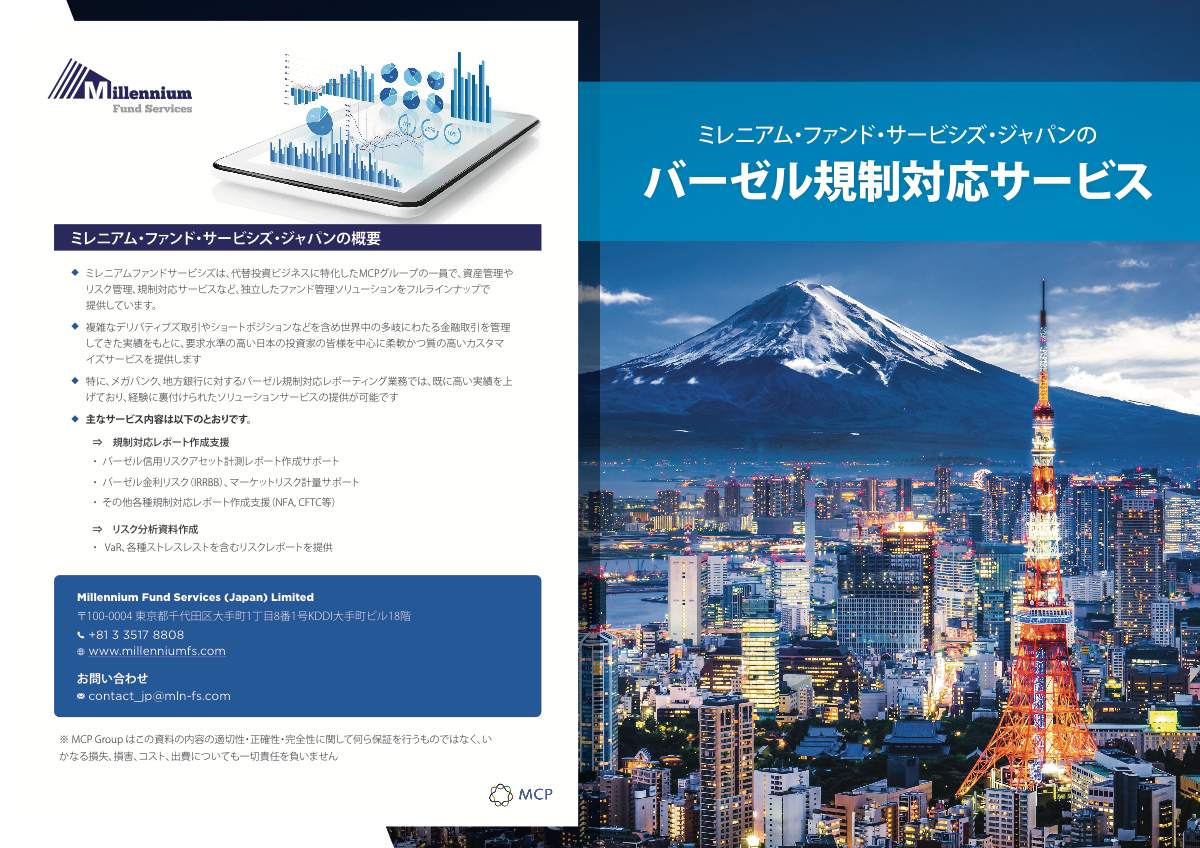 Business Pamphlet in Japanese (data provided)