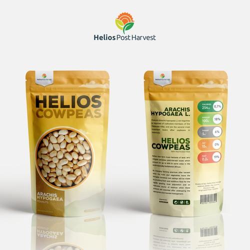HELIOS COWPEAS - OPTION 1