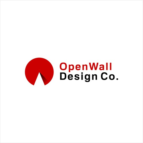 Brand Identity for OpenWall design
