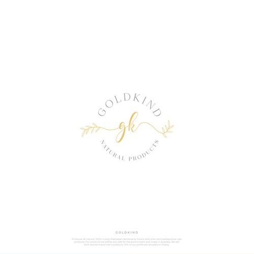 More playful logo for Goldkind