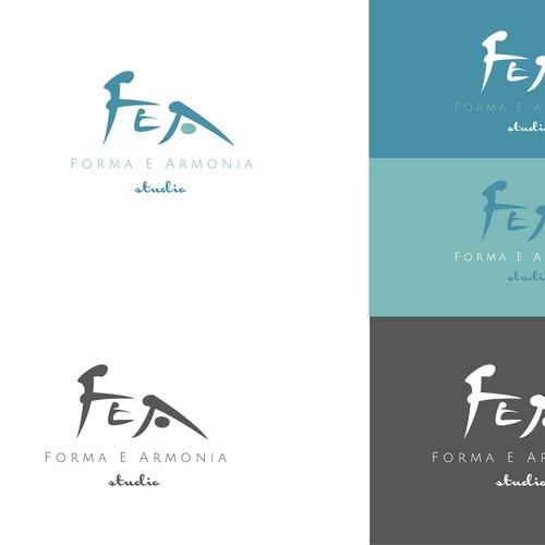Aiuta F.E.A. Forma & Armonia con un nuovo logo