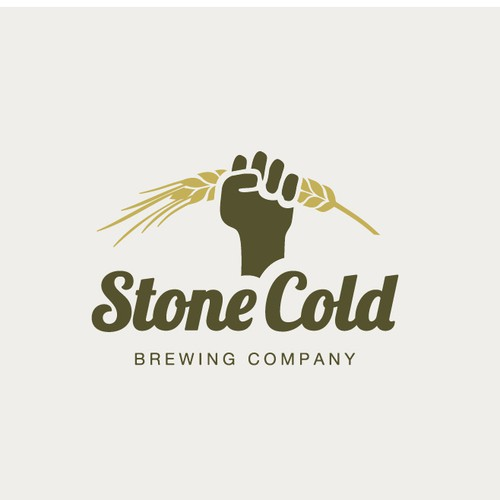 A logo for a craft brewing company