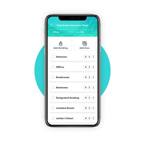 App design presentation