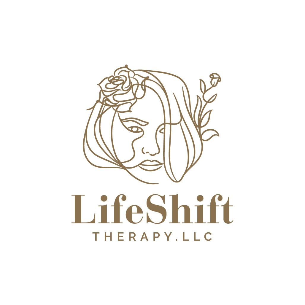 I need an earthy, feminine logo for my mental health counseling and wellness coaching practice