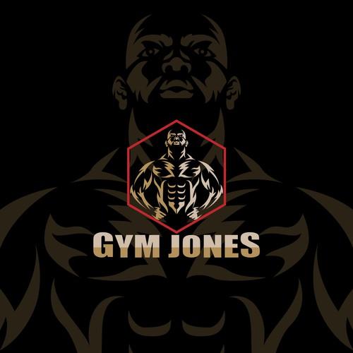 Gym Instructor Logo