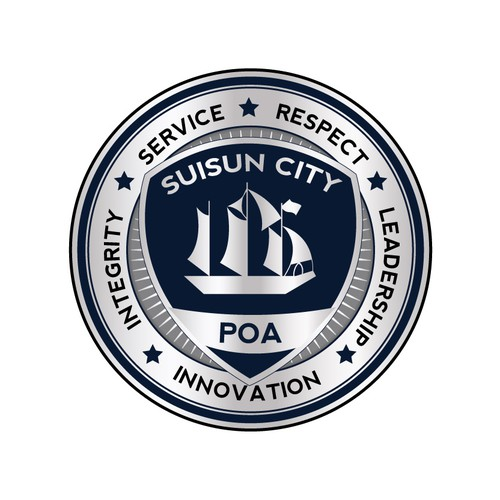 Suisun City Police Officers Association (POA) needs a new logo