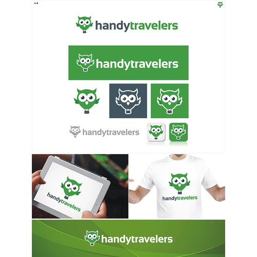 Create Social Travel Site Logo