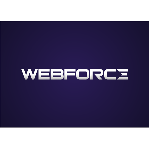 WebForce needs a new logo