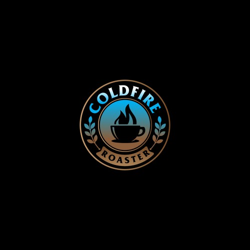 Logo ColdFire Roaster