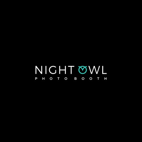 Logo for Night Owl Photo Booth
