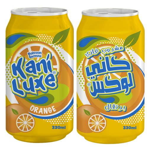 Soft Drink Beverage Can Design