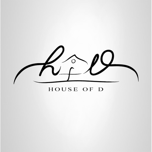 Logo concept for House of D