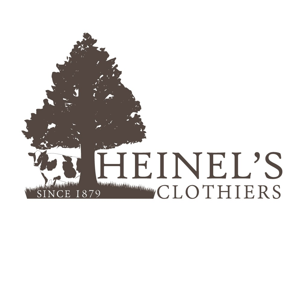 Help Heinel's Clothiers with a new logo