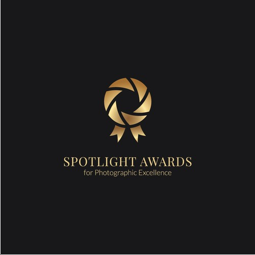 Logo for photography award