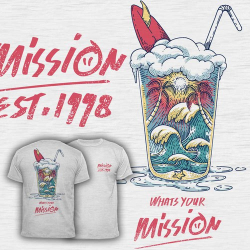 Whats Your Mission T Shirt