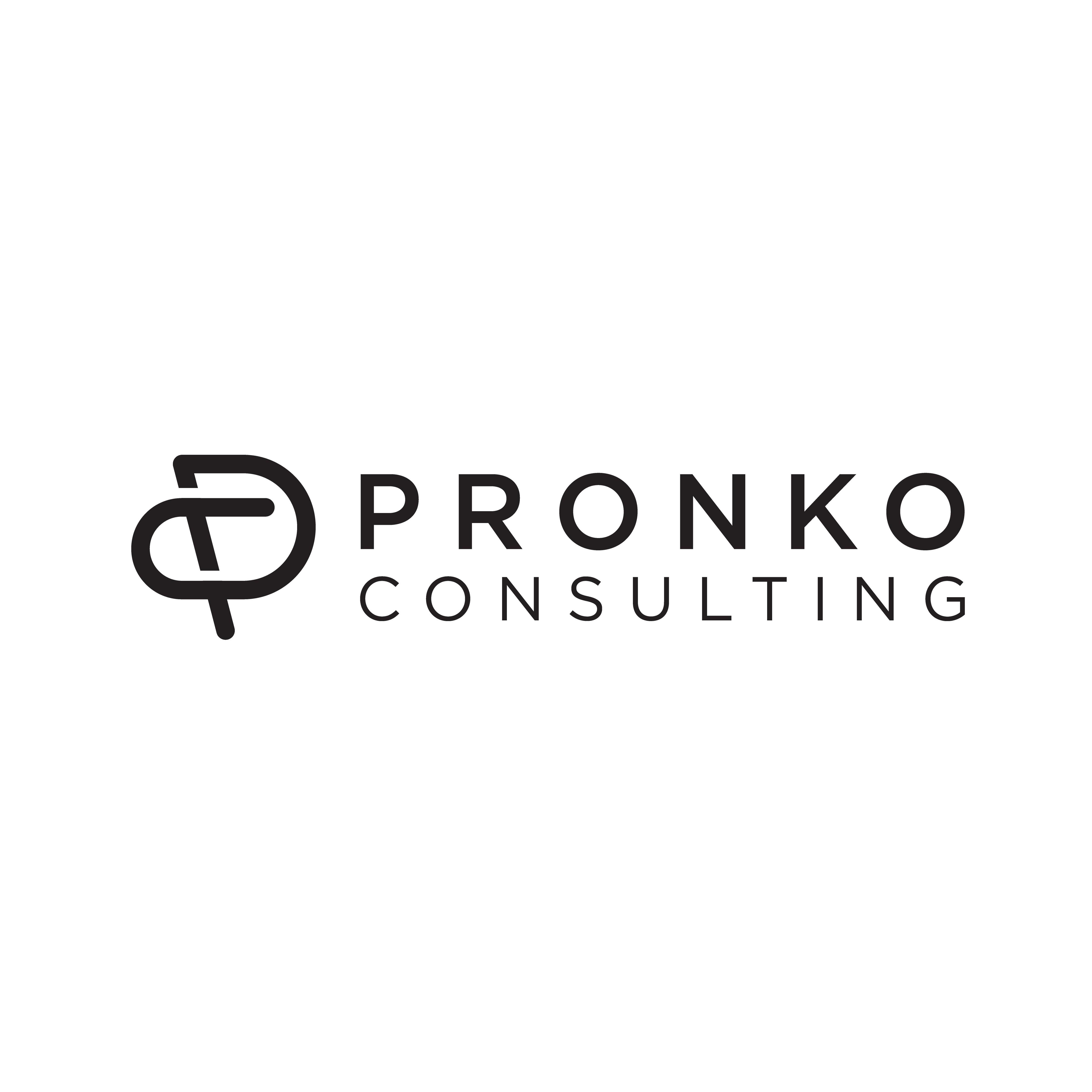 Design a company logo for Pronko Consulting