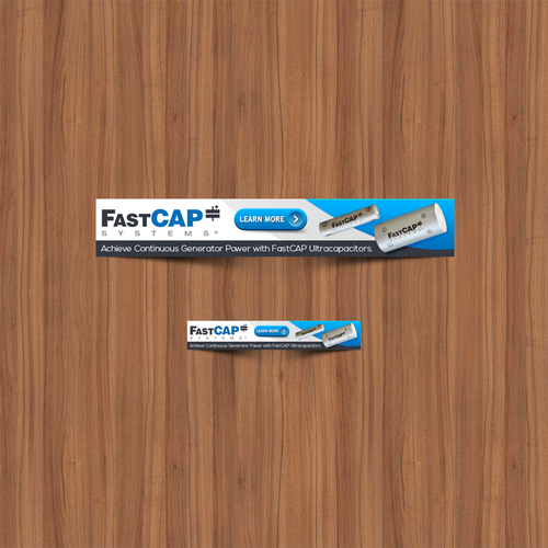 Banner Ad for | FastCap S Y S T E M S |