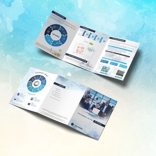Trifold 25.5x11 Brochure