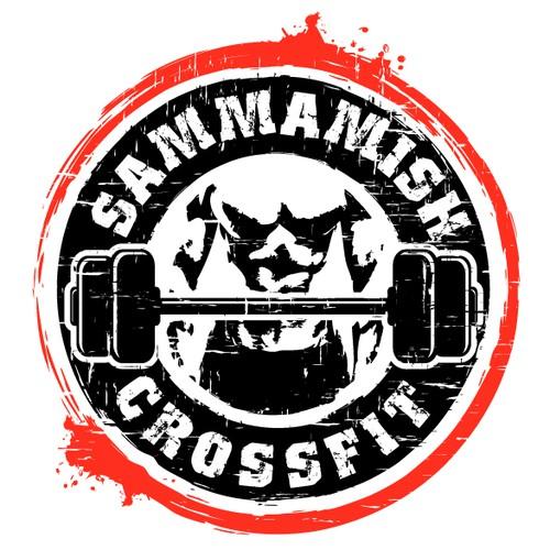 SAMMAMISH CROSSFIT logo