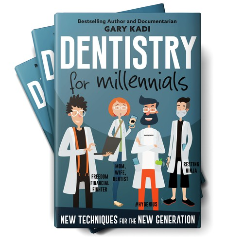 Dentistry for Millennials Book Cover