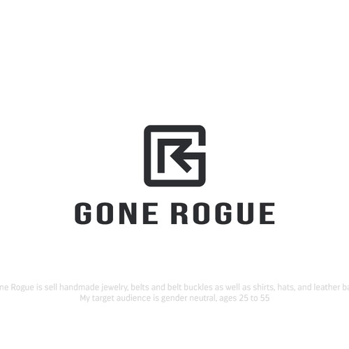 Logo design for Gone Rogue