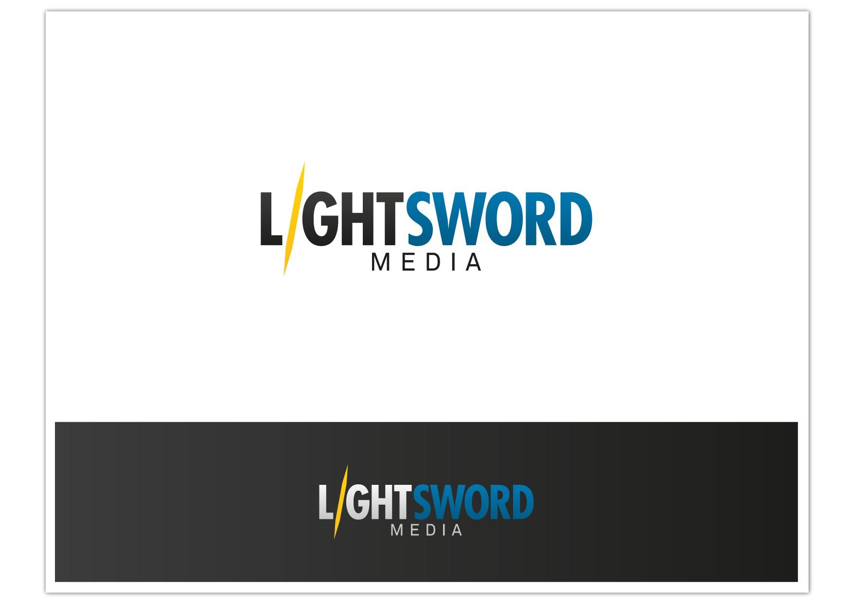Create the next logo for LightSword Media