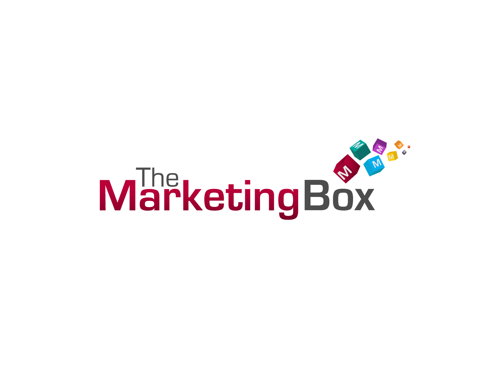 The Marketing Box needs a new logo