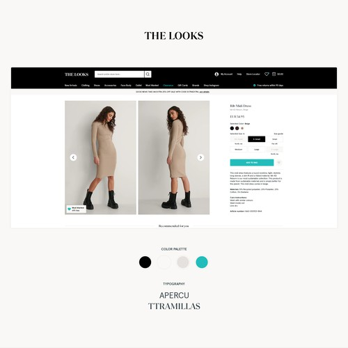 The Looks Fashion Shop