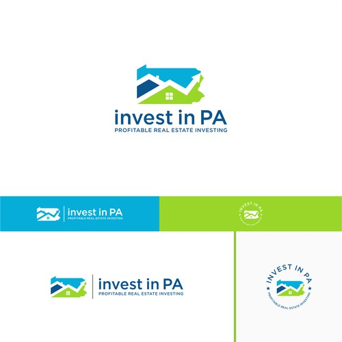 Invest in PA logo.