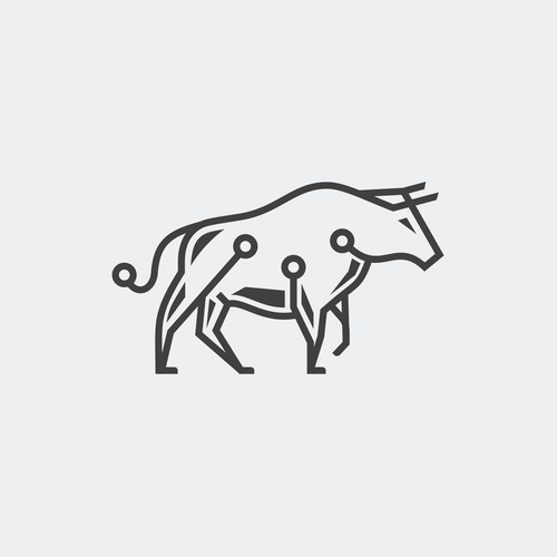 Crypto Hedge Fund Logo.. White Park Capital
