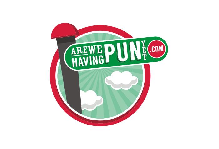 """Logo for """"Are We Having Pun Yet?"""" tumblr"""