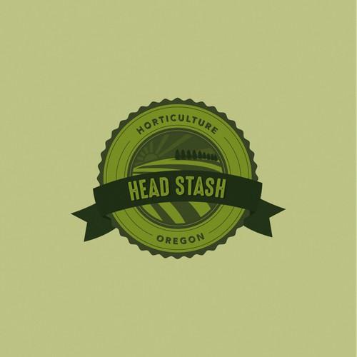 Logo for a recreational Marijuana market in Oregon