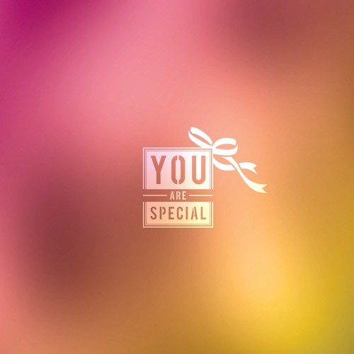 "Logo Design ""You Are Special"""