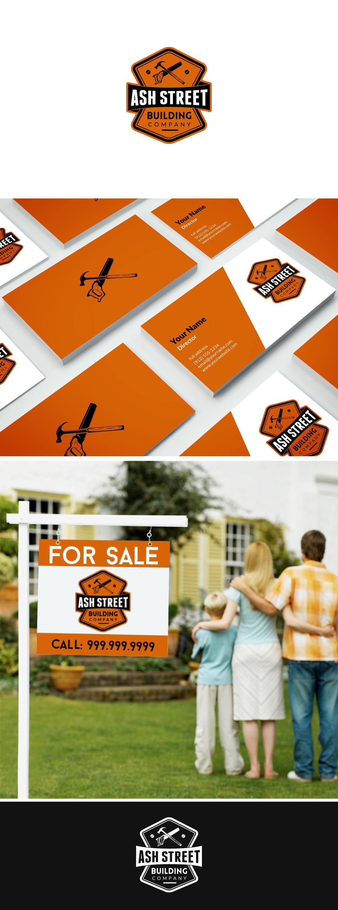 Help a new home building company create a vintage logo