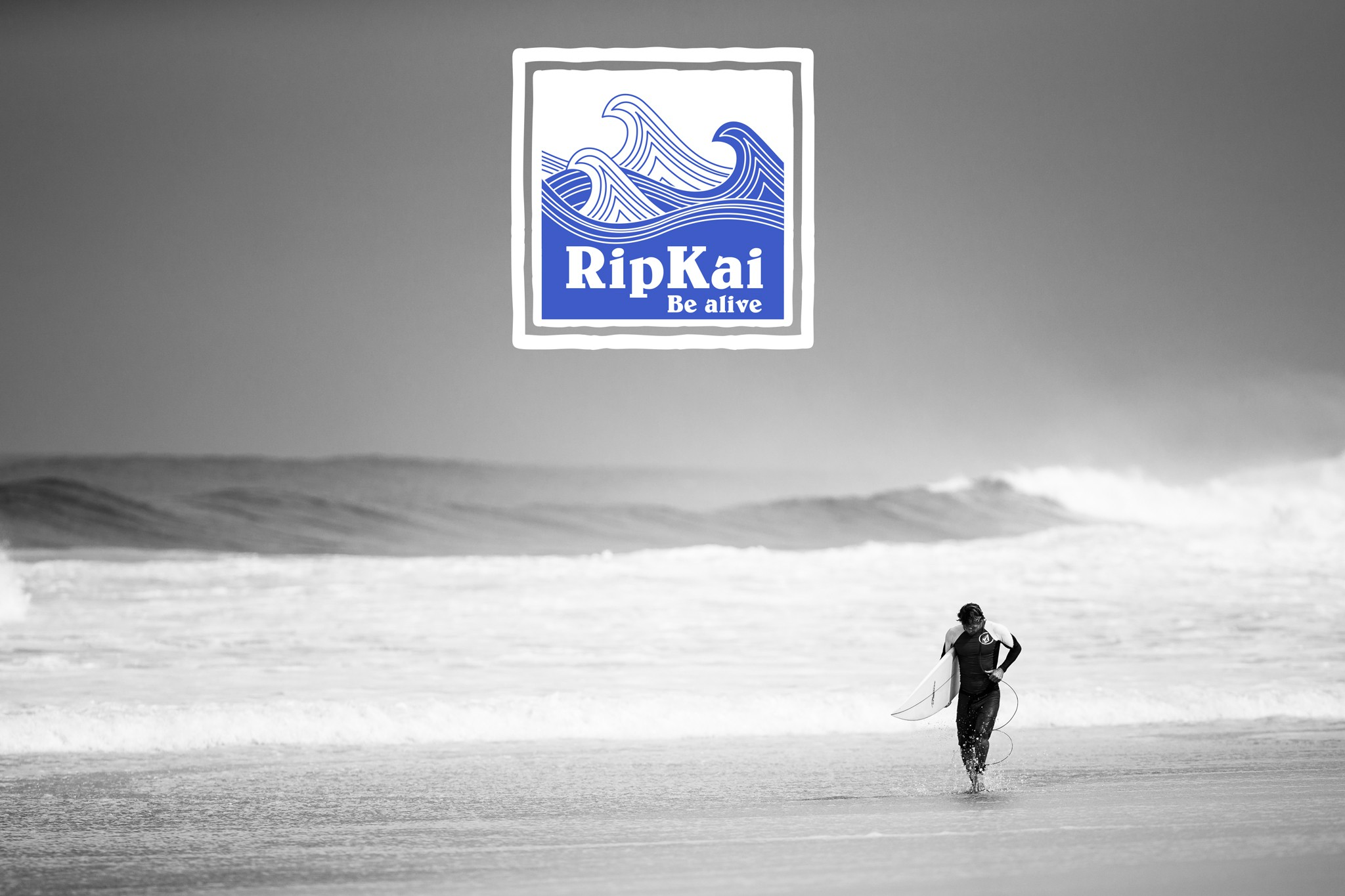 Fresh, clean, surfer-vibed logo needed for a cool rip current safety device!