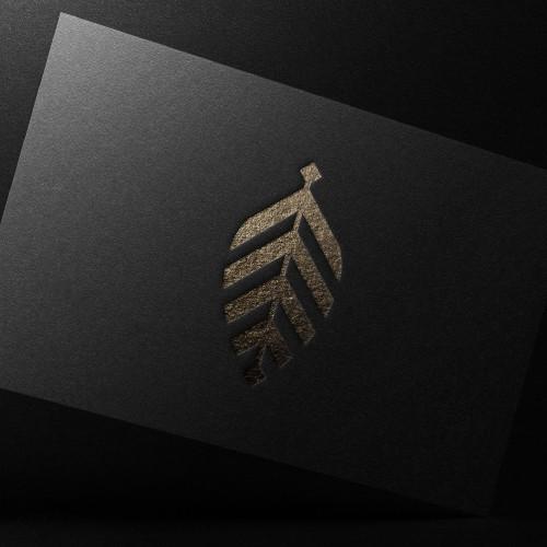 Logo design for rebranded company