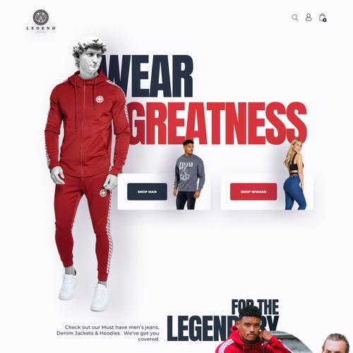 Legend London Web