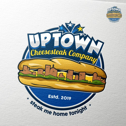 Uptown Cheesesteak Company (Co)