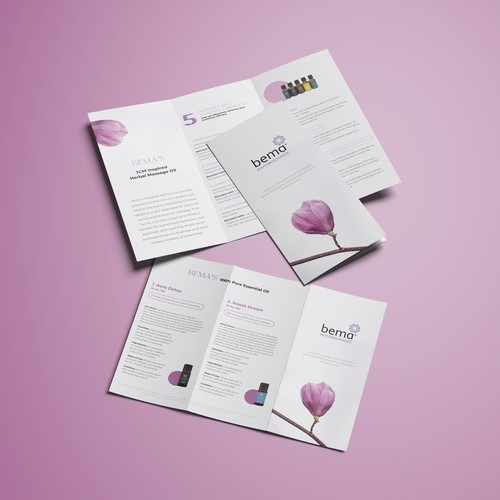 Essential Oils Brochure