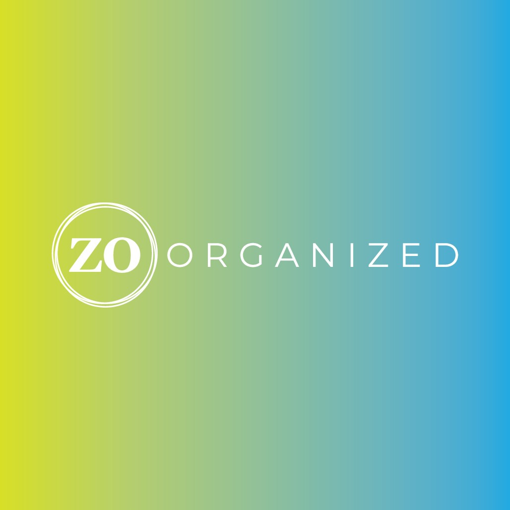 Modern and Sophisticated Logo Design Needed for ZO Organized