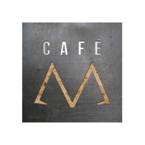 Winning design for quirky logo for a modern cafe in an office complex