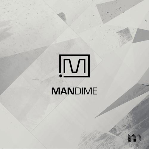 ManDime Logo Concept 2